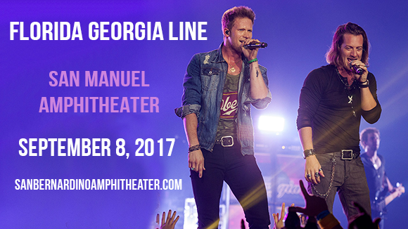 Florida Georgia Line, Nelly & Chris Lane at San Manuel Amphitheater