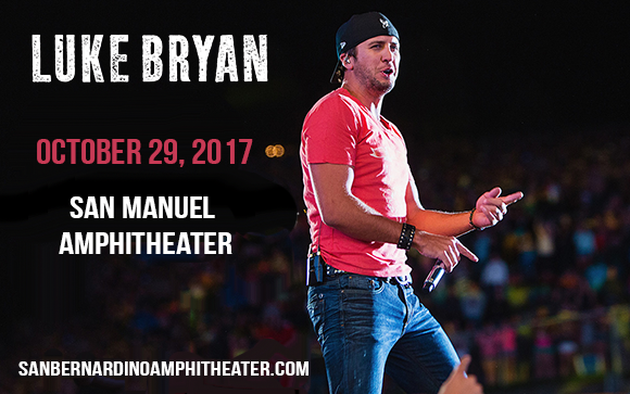 Luke Bryan & Brett Eldredge at San Manuel Amphitheater
