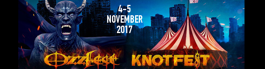 Knotfest: Rob Zombie, Marilyn Manson, Stone Sour & Eighteen Visions at San Manuel Amphitheater
