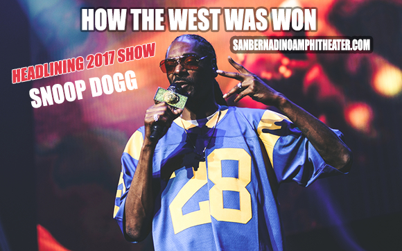 How The West Was Won: Snoop Dogg, E-40, Mack 10. Too Short & Tha Dogg Pound at San Manuel Amphitheater