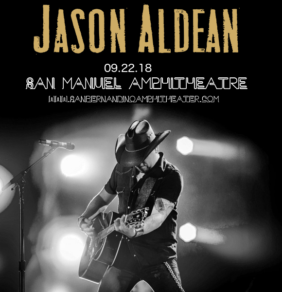 Jason Aldean, Luke Combs & Lauren Alaina at San Manuel Amphitheater