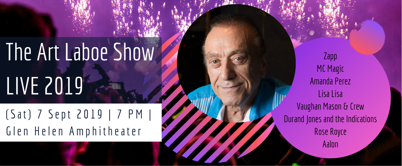 The Art Laboe Show at Glen Helen Amphitheater