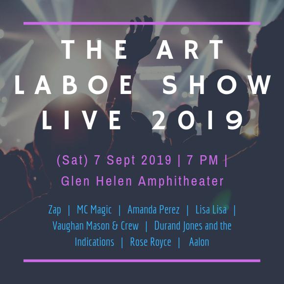 The Art Laboe Show at Glen Helen Amphitheater